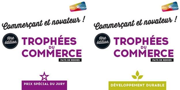 2 Trophées du Commerce de Rennes