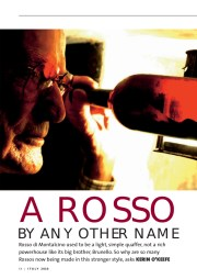 A Rosso by any other name