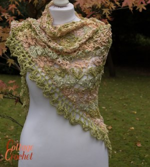 Shaded Shawl