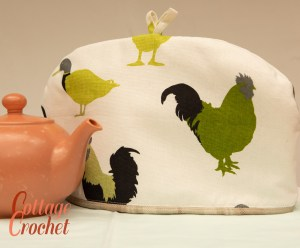 Chicken and Duck Tea Cosy,