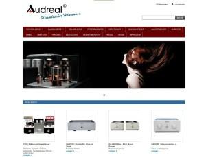 Audreal Deutschland | Onlineshop | Webdesign