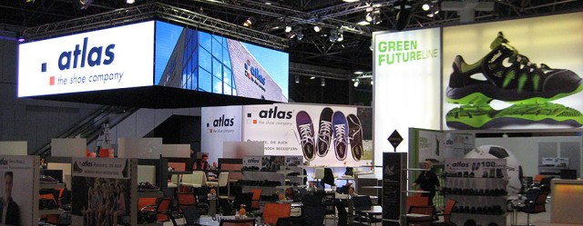 atlas Schuhfabrik – Messefilme | Motion Design