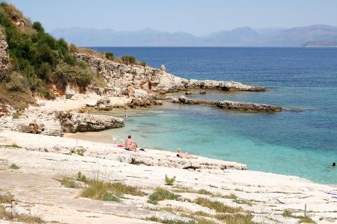Die beste Reisezeit für Korfu