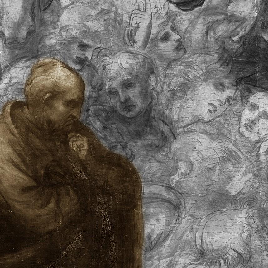 Leonardo, disegno e underdrawing, giornata di studio presso l'OPD