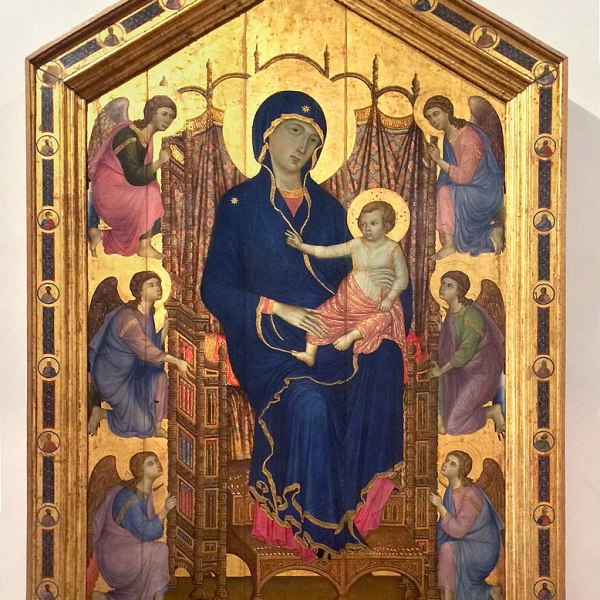 Di Duccio di Buoninsegna - File:Gallerie des Offices Florence (29121060362).jpg, CC BY 2.0, https://commons.wikimedia.org/w/index.php?curid=63222176