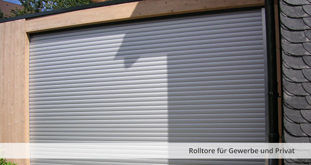 Keroll Kerger - roller shutters for industry and retail