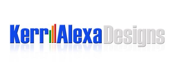 KerriAlexa Designs Logo
