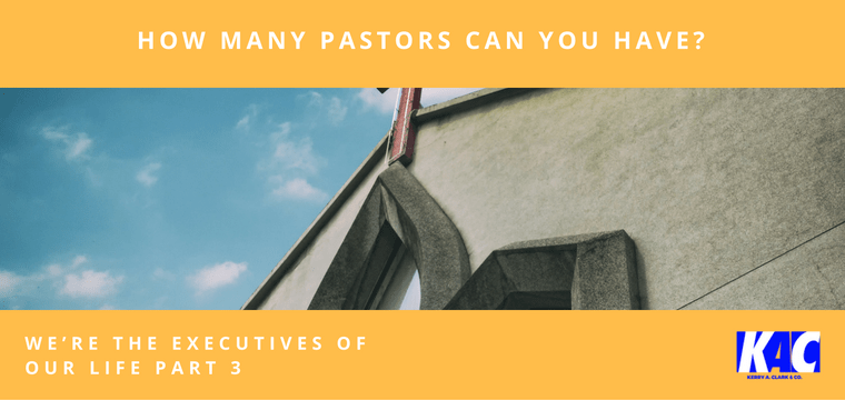 How Many Pastors Can You Have?