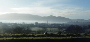 A winter's morning in Killarney