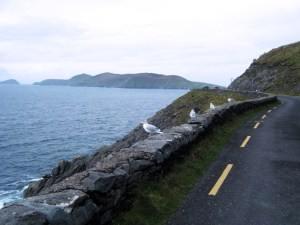 Taken while cycling around Slea Head in October