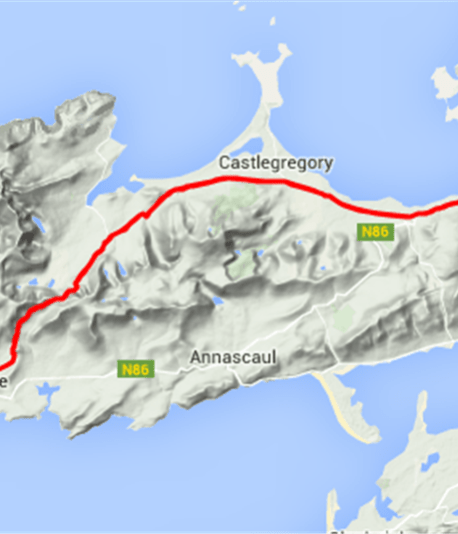 Spin to Dingle and Back