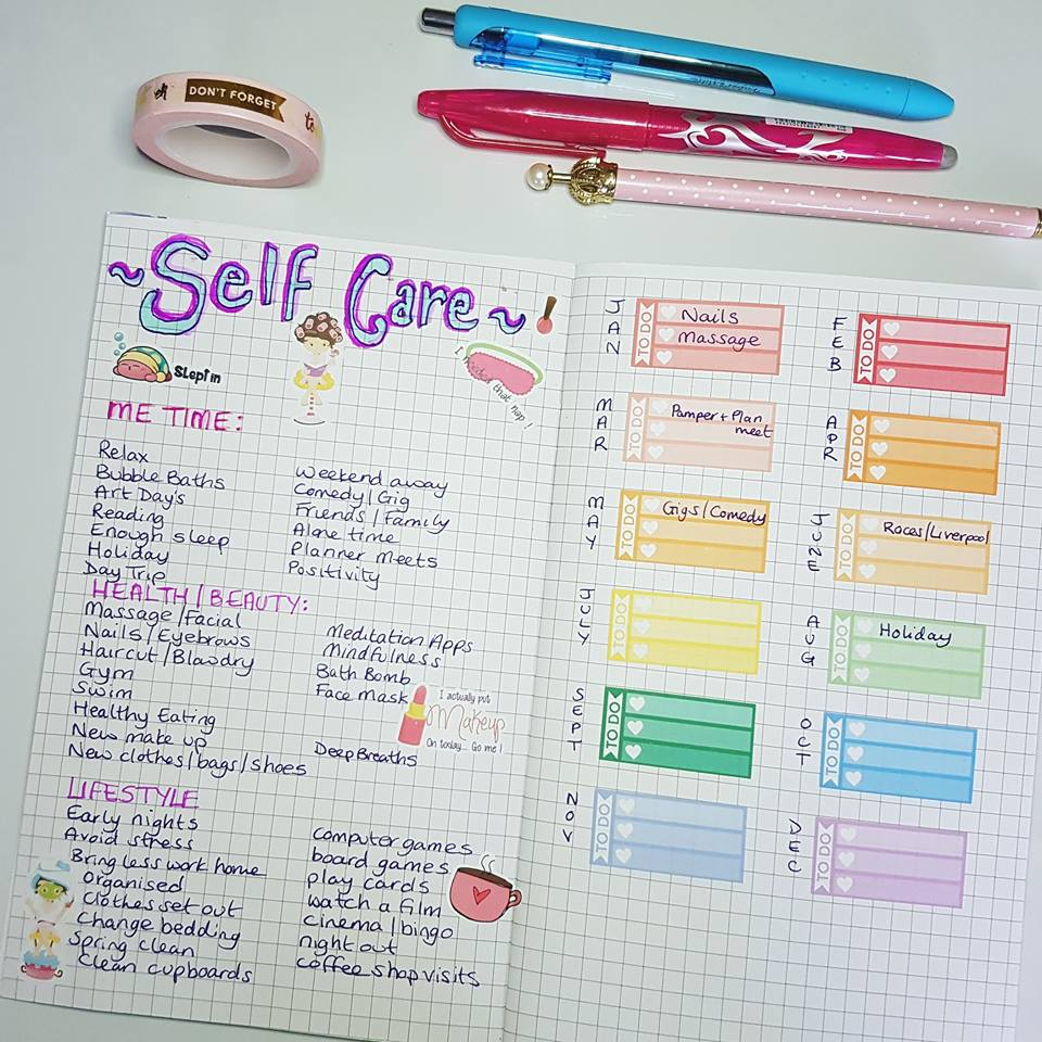 photograph regarding Bullet Journal Weekly Spread Printable identify 89 Bullet Magazine Website page Suggestions Towards Really encourage Your Up coming Accessibility