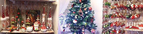 Christmas at Kershaws Garden Centre 2017