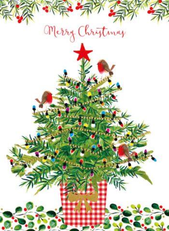Merry Christmas kaart