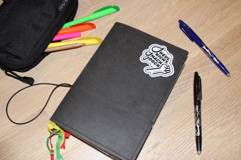 Mein Kalender/Notizbuch-System von X17