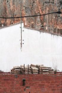 Chulilla - spanische Dorf-Architektur | Kletterfotografie