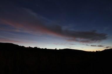 Chulilla nach Sonnenuntergang | Kletterfotografie