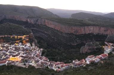 Chulilla Katalonien - eine Reisereportage