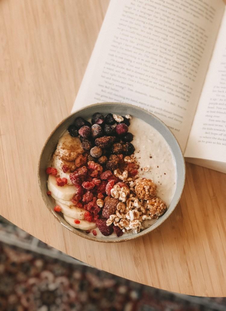 Cremiges Protein Porridge