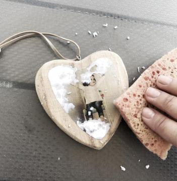 Vatertag Geschenk Holz DIY