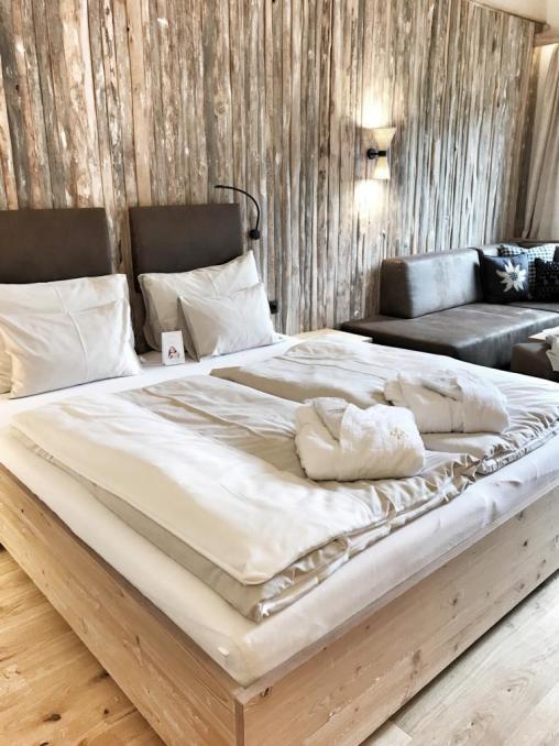 Hotel Dachsteinkönig - Familienurlaub das Zimmer