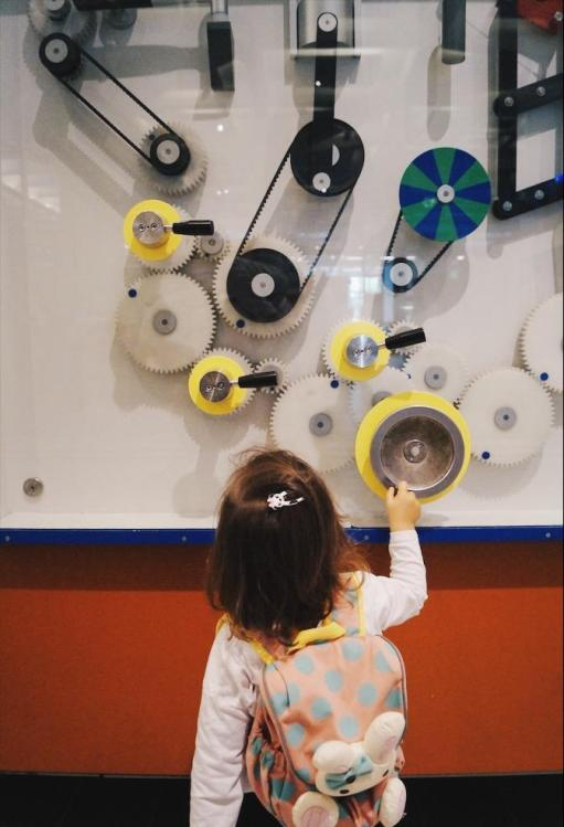Technisches Museum Wien - kindergerechter Tagesausflug