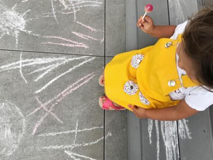 Micika - das mitwachsende Kinder-Kleid