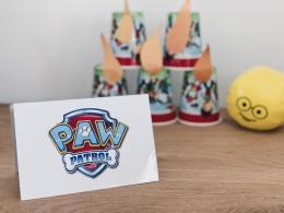 Kindergeburtstag - Paw Patrol Geburtstagsfeier, Party für Kinder, Mottoparty - Spiele
