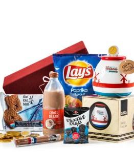 Hollandse Spaarpot kerstpakket