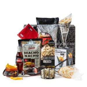 Snackmoment kerstpakket