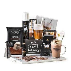 Koffie & Choco kerstpakket