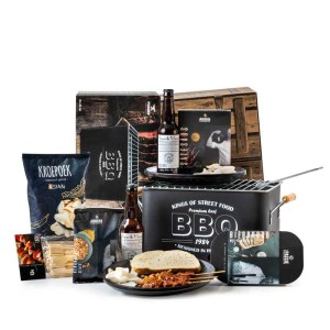 Street Food BBQ kerstpakket