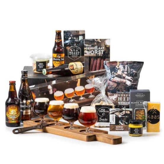 Bierproeverij kerstpakket