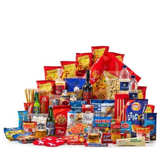 Rood & Blauw voor Jou kerstpakket