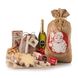 Santa Claus kerstpakket