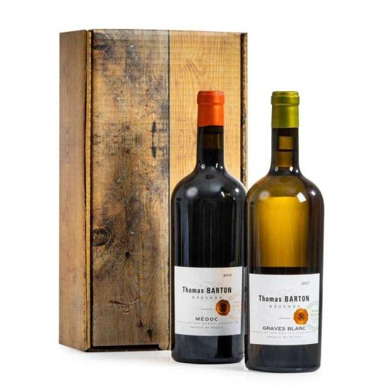 Barton Duo wijngeschenk