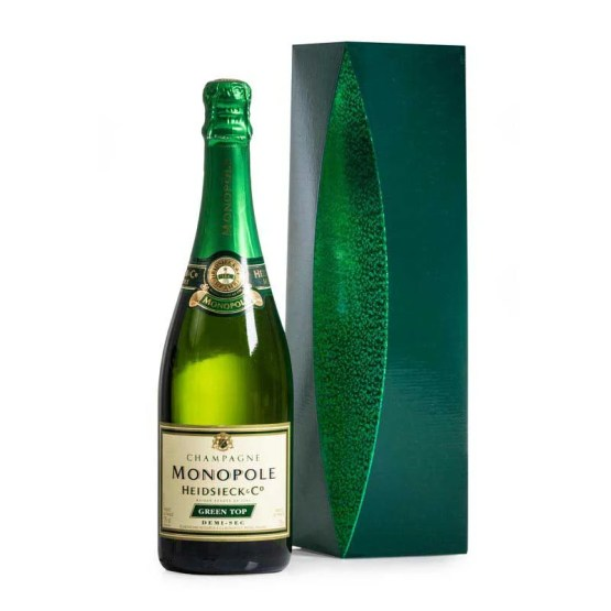Monopole wijngeschenk