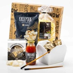 Fortune Cookies kerstpakket