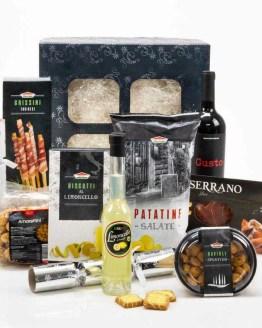Italiaanse Sferen kerstpakket
