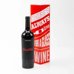 Gusto wijngeschenk
