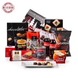 Rood & Zwart Kerstpakket