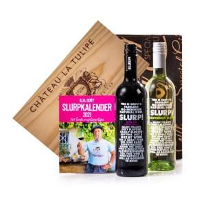Slurp Kalender Wijngeschenk