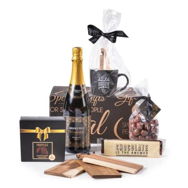 Chocolate World Kerstpakket