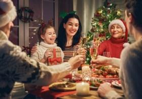 Kerst familie