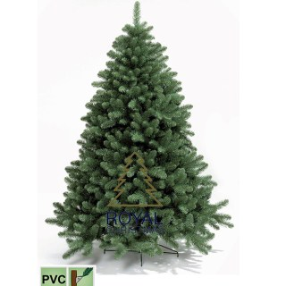 kunstkerstboom-oregon-deluxe-pvc-240-c