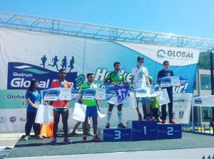 Ercan, Bodrum Global Run 2016 10K 3.lüğü