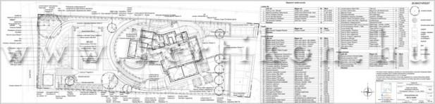 Növénytelepítési terv - teraszolt kert tervezése