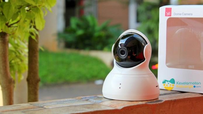 [Review] YI Dome Camera – Pengawasan CCTV Semakin Luas Dengan Fitur PTZ