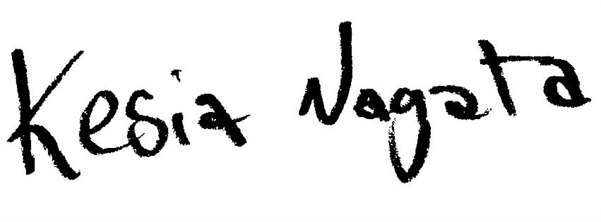 Kesia Nagata