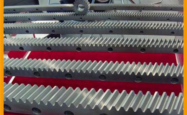 Power Transmission Steel helical Rack Gears/ Spur Rack Gears